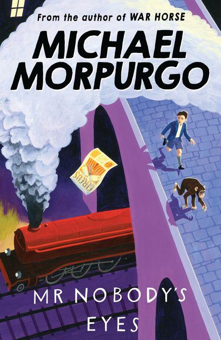 Mr Nobody's Eyes - Michael Morpurgo