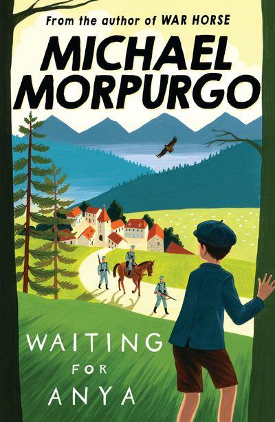 Waiting for Anya - Michael Morpurgo