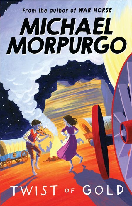 Twist of Gold - Michael Morpurgo