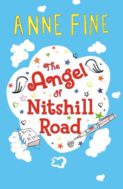 The Angel of Nitshill Road -