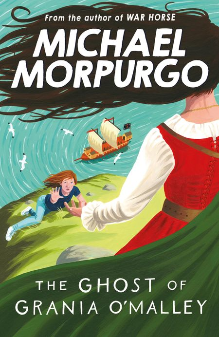 The Ghost of Grania O'Malley - Michael Morpurgo