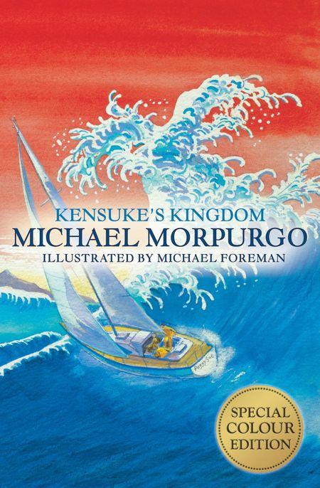 Kensuke's Kingdom - Michael Morpurgo, Illustrated by Michael Foreman