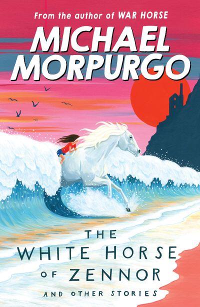 The White Horse of Zennor - Michael Morpurgo