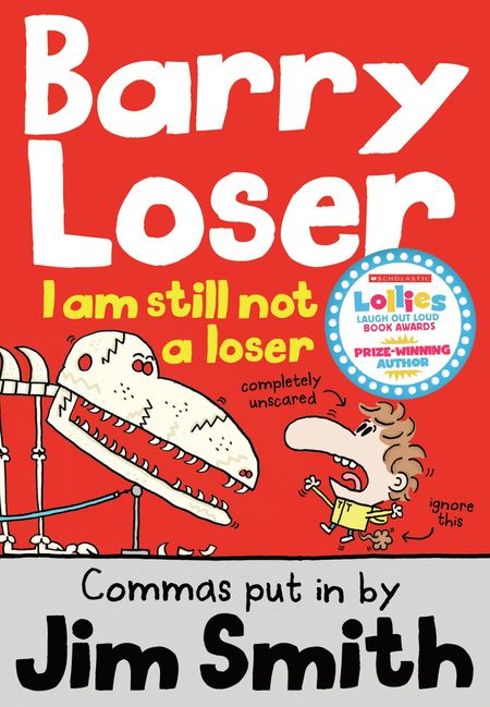 I am still not a Loser (The Barry Loser Series) - Jim Smith