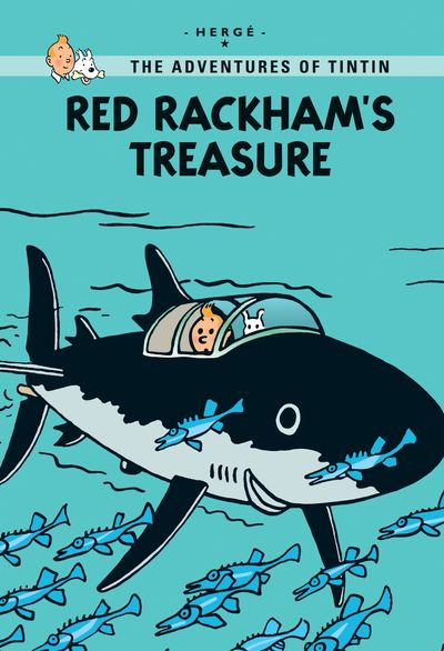 Red Rackham's Treasure (Tintin Young Readers Series) -