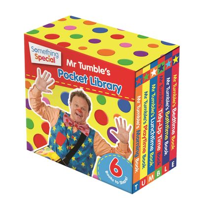 Something Special: Mr Tumble's Pocket Library -
