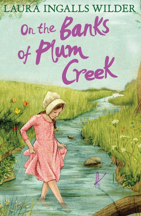 On the Banks of Plum Creek (The Little House on the Prairie) - Laura Ingalls Wilder, Illustrated by Garth Williams