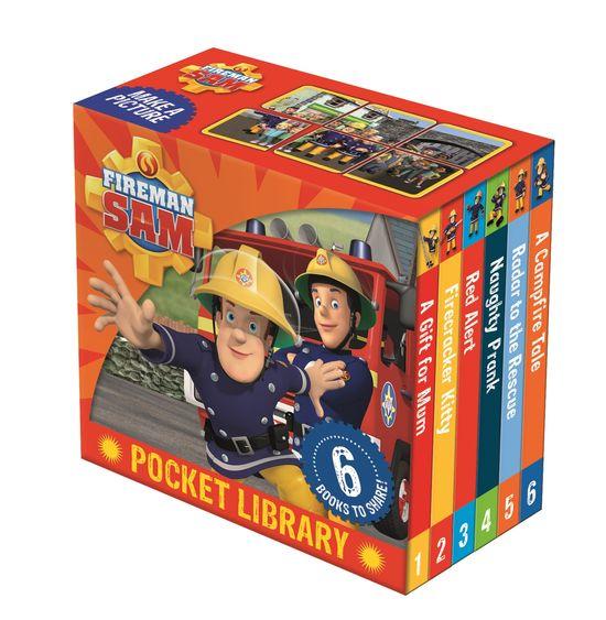 Fireman Sam: Pocket Library - Egmont Publishing UK