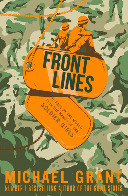 Front Lines (The Front Lines series) - Michael Grant