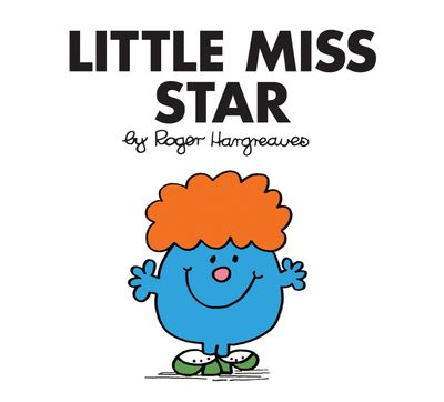 Little Miss Star (Little Miss Classic Library) -