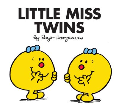 Little Miss Twins (Little Miss Classic Library) -