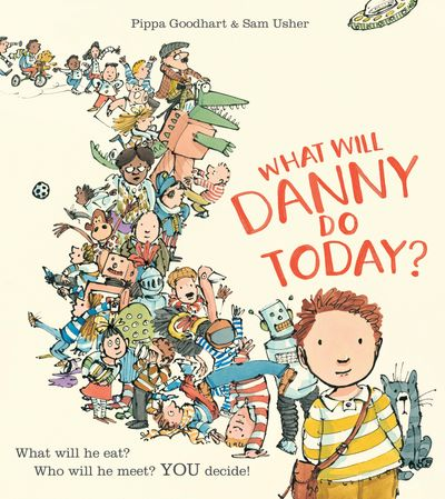 What Will Danny Do Today? -