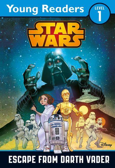 Star Wars: Escape From Darth Vader: Star Wars Saga Reader (Star Wars Young Readers) - Lucasfilm
