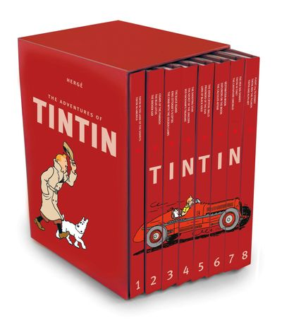 The Tintin Collection (The Adventures of Tintin – Compact Editions) - Hergé