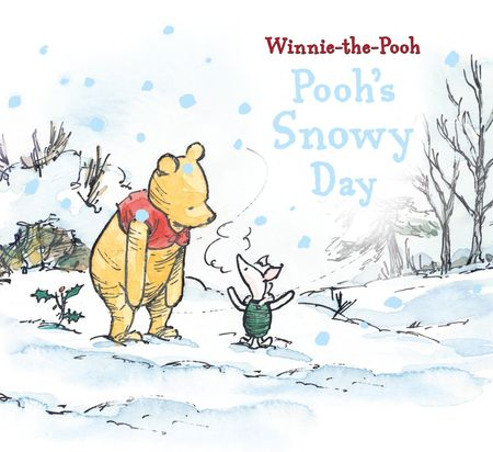Winnie-the-Pooh: Pooh's Snowy Day - Egmont Publishing UK, Illustrated by Andrew Grey