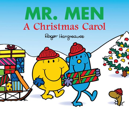 Mr. Men: A Christmas Carol (Mr. Men & Little Miss Celebrations) - Roger Hargreaves