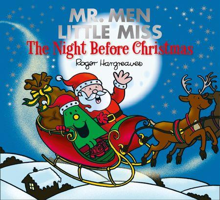 Mr. Men: The Night Before Christmas (Mr. Men & Little Miss Celebrations) - Roger Hargreaves