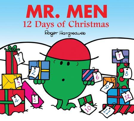 Mr. Men: 12 Days of Christmas (Mr. Men & Little Miss Celebrations) - Roger Hargreaves