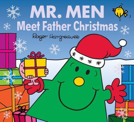 Mr. Men: Meet Father Christmas (Mr. Men & Little Miss Celebrations) - Adam Hargreaves