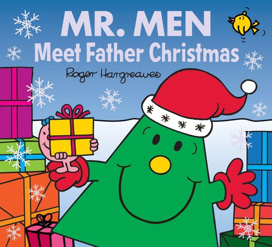 Mr. Men: Meet Father Christmas (Mr. Men & Little Miss Celebrations) - Adam Hargreaves