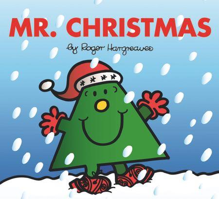 Mr. Christmas (Mr. Men & Little Miss Celebrations) - Roger Hargreaves