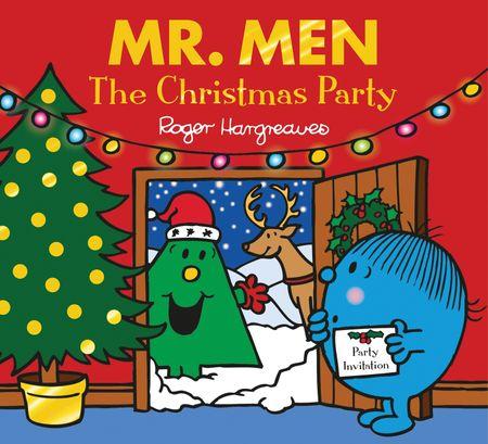 Mr. Men: The Christmas Party (Mr. Men & Little Miss Celebrations) - Adam Hargreaves