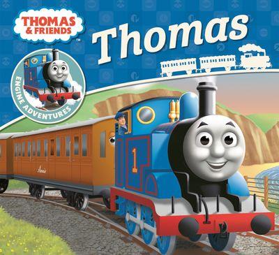 Thomas & Friends: Thomas (Thomas Engine Adventures) - Rev. W. Awdry