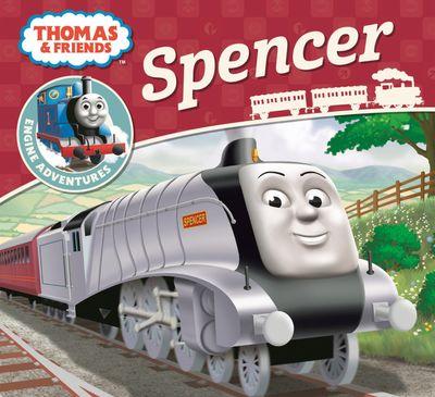 Thomas & Friends: Spencer (Thomas Engine Adventures) -