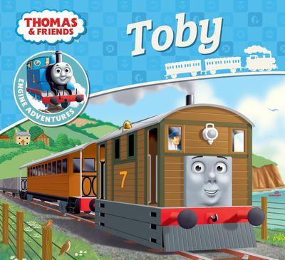 Thomas & Friends: Toby (Thomas Engine Adventures) - Rev. W. Awdry