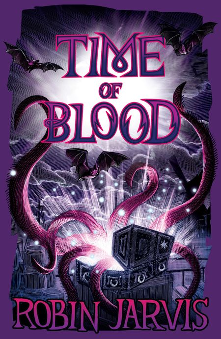 Time of Blood (The Witching Legacy) - Robin Jarvis