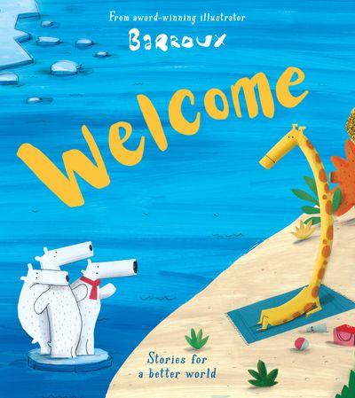 Welcome - Barroux