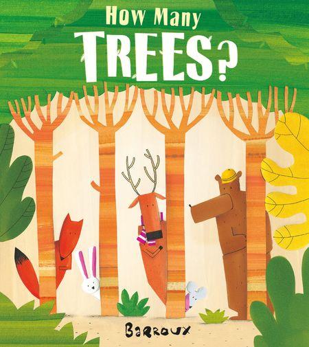 How Many Trees? - Barroux