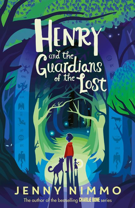 Henry and the Guardians of the Lost - Jenny Nimmo