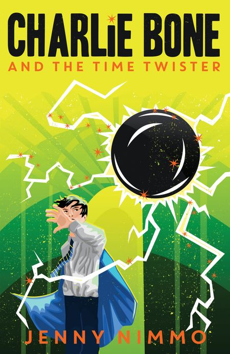 Charlie Bone and the Time Twister (Charlie Bone) - Jenny Nimmo