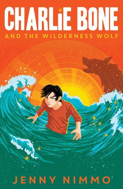 Charlie Bone and the Wilderness Wolf (Charlie Bone) - Jenny Nimmo