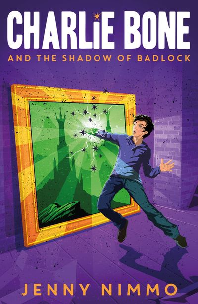 Charlie Bone and the Shadow of Badlock (Charlie Bone) - Jenny Nimmo
