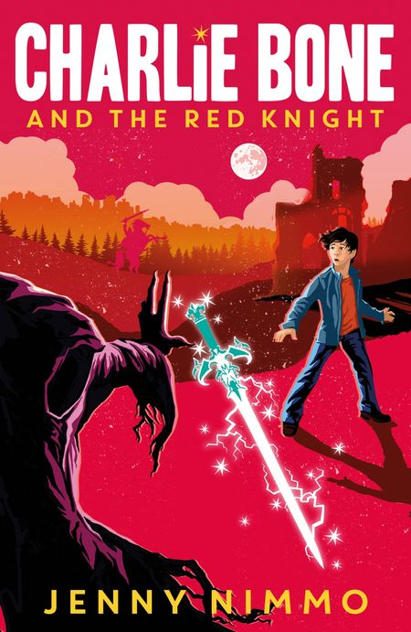 Charlie Bone and the Red Knight (Charlie Bone) - Jenny Nimmo
