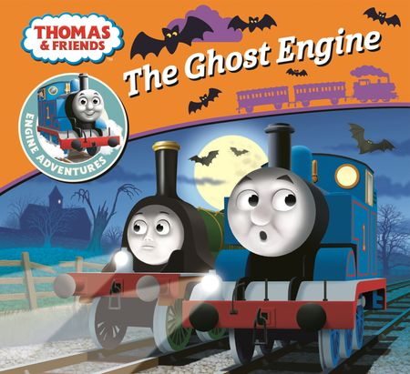 Thomas & Friends: The Ghost Engine (Thomas Engine Adventures) - Rev. W. Awdry
