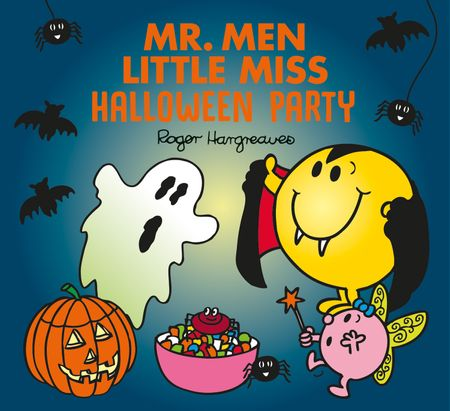 Mr. Men: Halloween Party - Adam Hargreaves and Roger Hargreaves