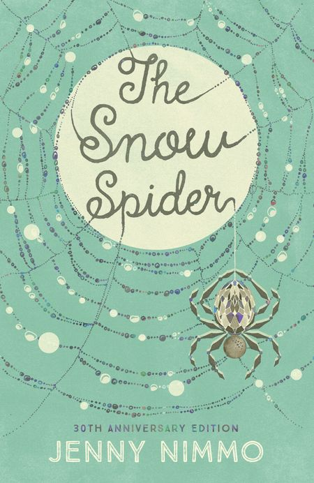 The Snow Spider - Jenny Nimmo
