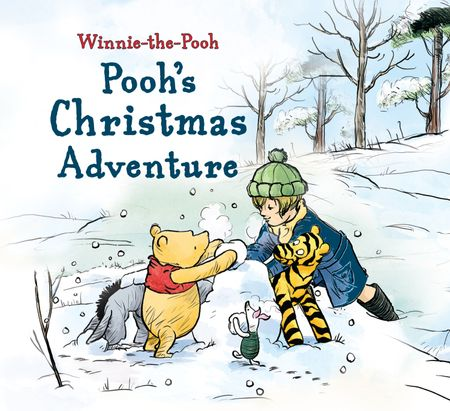 Winnie-the-Pooh: Pooh's Christmas Adventure - Egmont Publishing UK, Illustrated by Andrew Grey
