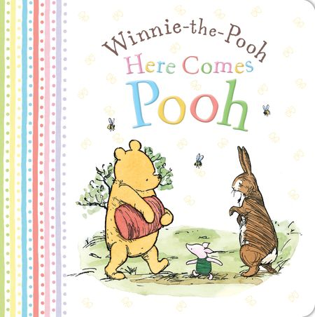 Winnie-the-Pooh: Here Comes Pooh - Egmont Publishing UK, Illustrated by Andrew Grey