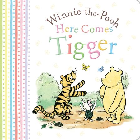 Winnie-the-Pooh: Here Comes Tigger - Egmont Publishing UK, Illustrated by Andrew Grey