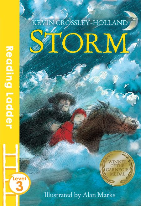 Storm (Reading Ladder Level 3) - Kevin Crossley-Holland, Illustrated by Alan Marks