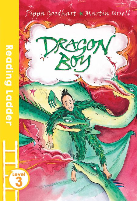 Dragon Boy (Reading Ladder Level 3) - Pippa Goodhart, Illustrated by Martin Ursell