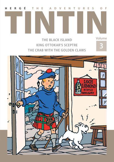 The Adventures of Tintin Volume 3 - Hergé
