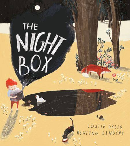 The Night Box - Louise Greig, Illustrated by Ashling Lindsay