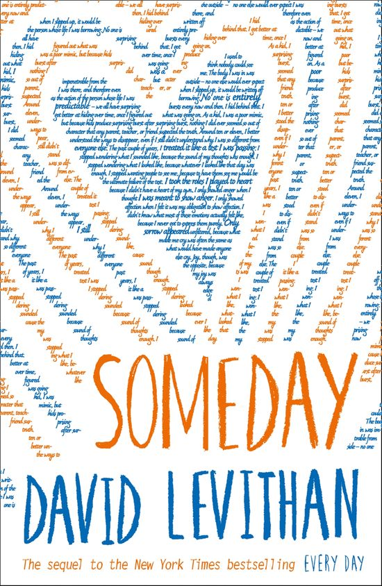 Someday - David Levithan