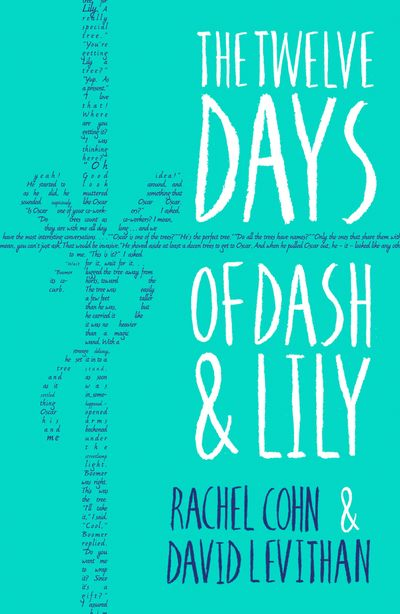 The Twelve Days of Dash and Lily - Rachel Cohn and David Levithan