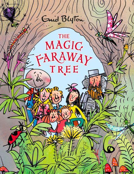 The Magic Faraway Tree Gift Edition - Enid Blyton